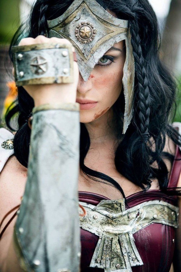 Meagan Marie / Warrior Wonder Woman